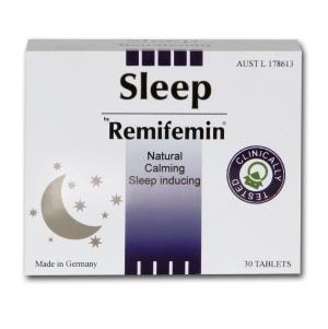 Thumbnail for Remifemin Sleep Formula Tablets x 30